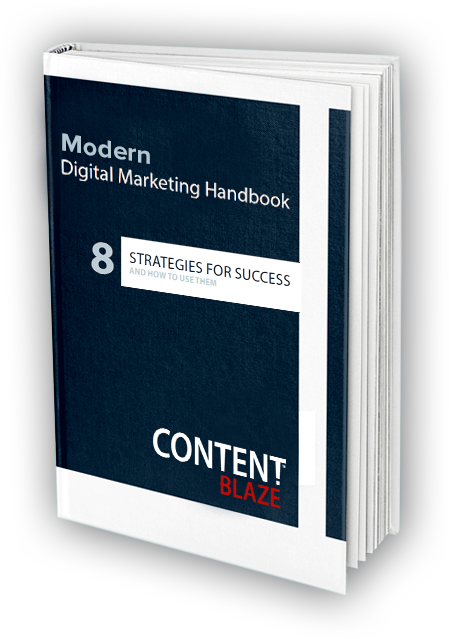 Free Digital Marketing Handbook by Content Blaze